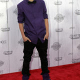 JUNOS RED CARPET - JUSTIN BIEBER
